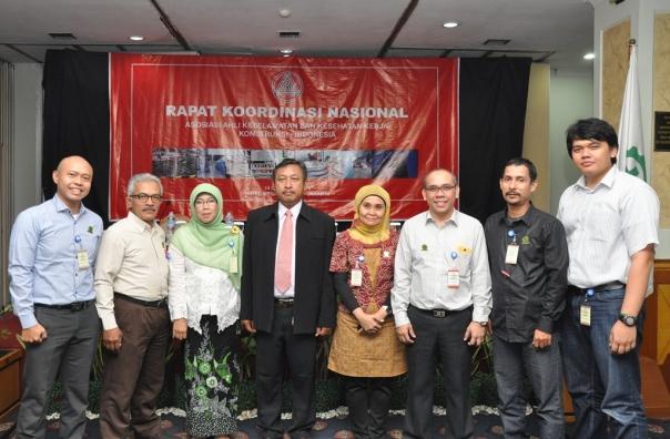 Pengurus A2K4 DKI Jakarta