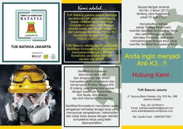 BROSUR TUK Batavia JAKARTA rev.1
